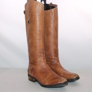 Sam Edelman Penny Soft Leather Calf Riding Boots